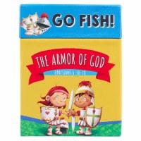 Go Fish! The Armor of God Card