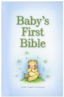 Baby's First Bible - Blue