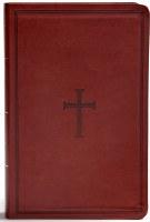 KJV GP REF BIBLE BROWN LT IDX