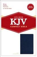 KJV Compact Bible - Value Edition Navy Blue