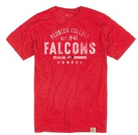 Falcons Red Stars Tee