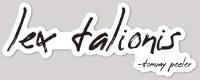 Sticker, Lex Talionis