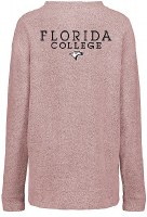 MV Sport Pink Loop Fleece Sweatshirt