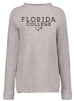 MV Sport Gray Loop Fleece Sweatshirt