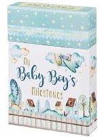 MILESTONE CARDS, MY BABY BOYS