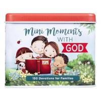 Mini Moments with God Devotion