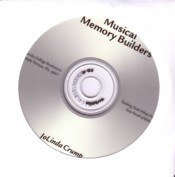 Musical Memory Builders CD