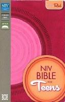 NIV Teen Bible - Pink