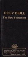 NKJV New Testament Checkbook Bible