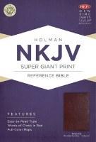 NKJV SUPER GP REF BGY BON INDX