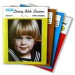 New Living Bible Series Nursery 3-4 God's Prophets Visual Aid