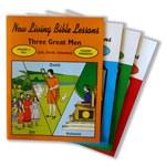 New Living Bible Series Primary 3-1 Three Great Men Teacher's Manual