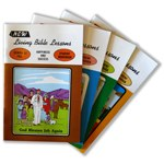 New Living Bible Series Senior 12-1 Happiness and Success Teacher's Manual