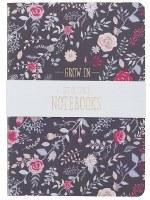 Notebook Set Grace,Love,Faith