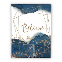 Notepad - Believe Pocket