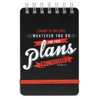 Notepad Commit Your Plans to