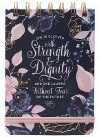 NOTEPAD, Strength & Dignity