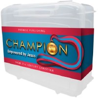 """Champiom"" 21st Century 2020 VBS Starter Kit"