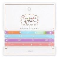 BRACELET- Silicone Rainbow
