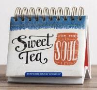 Perpetual Calendar - Sweet Tea