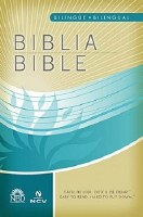 Spanish Bible  - RVR 1960 Blue/Green Imitation Leather