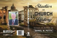 STUDIES IN CHURCH HISTORY