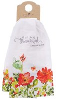 Tea Towel - Be Thankful