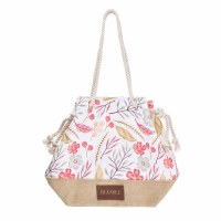 Canvas Tote with Rope