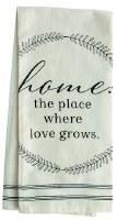 Tea Towel - Home Grown Love