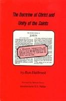 DOCTRINE OF CHRIST AND UNITY O