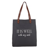 Tote Bag - It Is Well With My