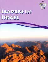 Word in the Heart: Junior 4:2 Leaders in Israel