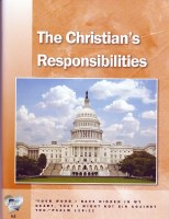 Word in the Heart: Junior High 9:2 The Christian's Responsibilites