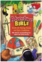 Adventure Bible Book of Daring