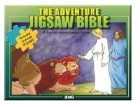 The Adventure Jigsaw Bible