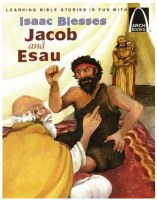 Arch - Isaac Blesses Jacob and Esau