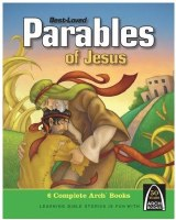 Arch Compilation Book - The Best Loved Parables of Jesus