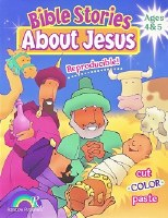 Bible Stories About Jesus (Ages 4-5) Reproduceable