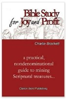 Bible Study for Joy and Profit