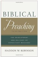 Biblical Preaching 3rd Edition