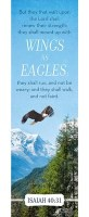 Bookmark-Wings Of Eagles