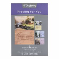 CARD BOXED, Praying for You -