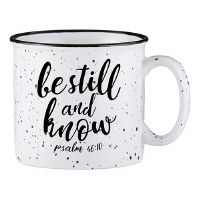 Mug - Be Still And Know