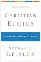 Christian Ethics 2nd Edition