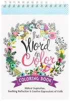 Coloring Book- The Word in Color