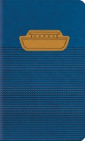 ESV Kids Thinline Bible- TruTone Unskinable Ark