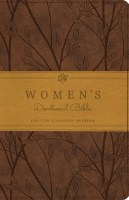ESV Women's Devotional Bible - Brown Imitation Leather