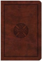 ESV Compact Bible - Brown TruTone