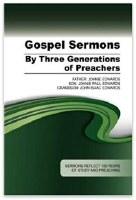 GOSPEL SERMONS BY THREE GENERA