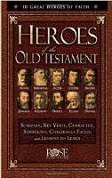 Heroes in the Old Testament Pamphlet